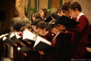 Basilica di S. Lorenzo in Lucina: I edizione del festival